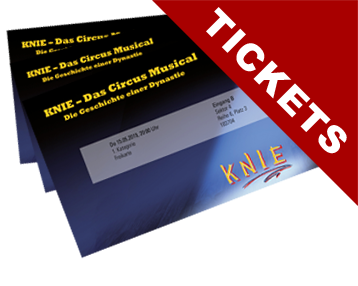 Knie Musical Tickets